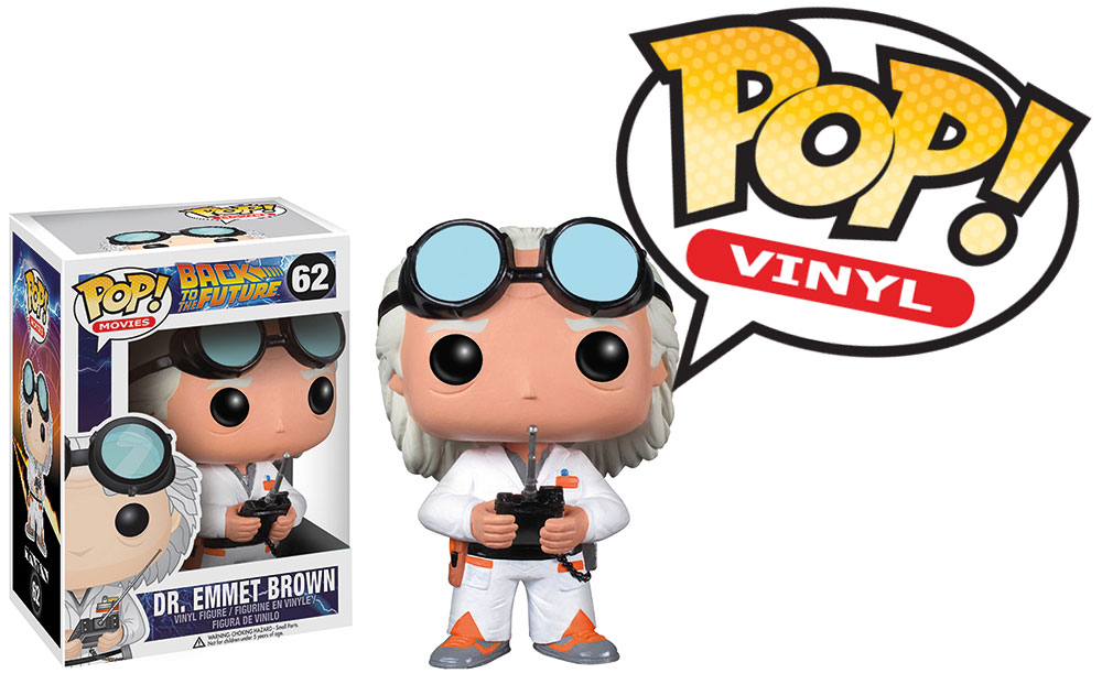 Alt om Funko POP figurer