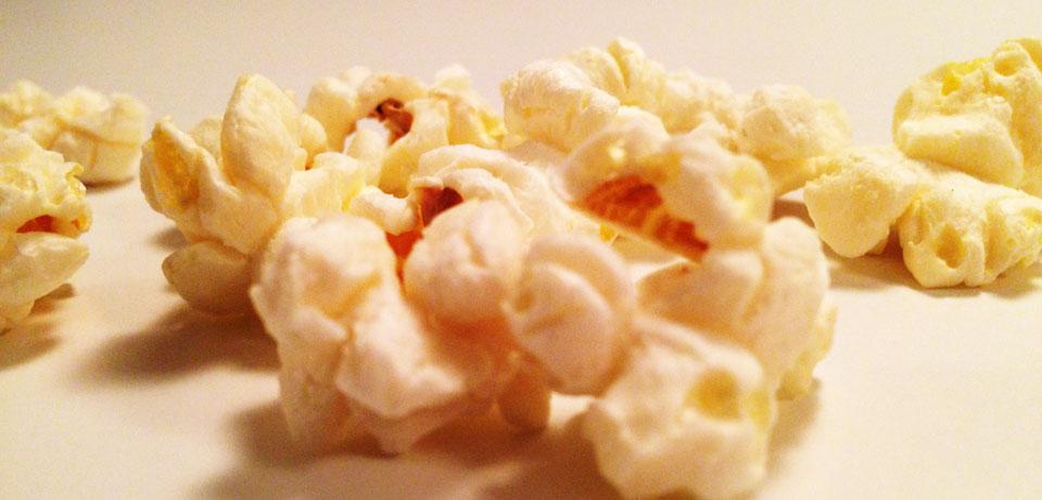 Sådan laves Popcorn i gryde