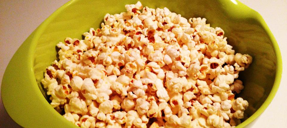 Færdige Popcorn